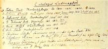 Catalogus Ludimagioris